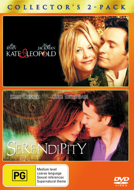 Kate And Leopold / Serendipity - Collector's 2-Pack (2 Disc Set) on DVD image