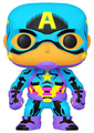 Marvel: Captain America (Black Light) - Pop! Vinyl Figure