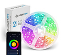Smart Ape: WiFi App Controlled LED strip RGB 2M Kit