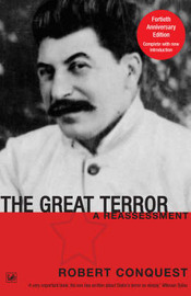 The Great Terror by Robert Conquest image