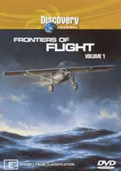 Frontiers of Flight Vol 1 on DVD