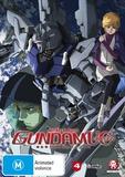 Mobile Suit Gundam Unicorn - Volume 4 on DVD