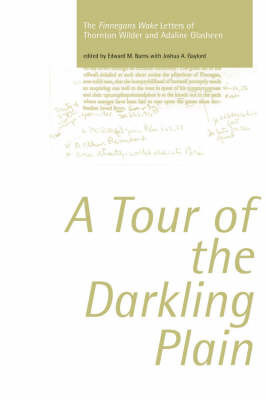 Tour of the Darkling Plain by Thornton Wilder