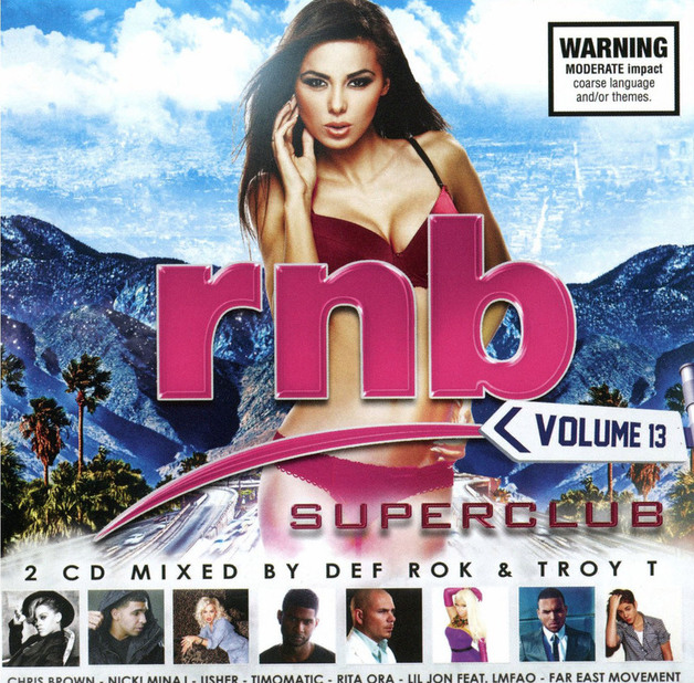 RnB Superclub - Volume 13 (2CD) by Various