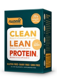 Clean Lean Protein - 10x20g Sachets (Just Natural)