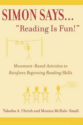 Simon Says...'Reading is Fun!' by Tabatha Uhrich image