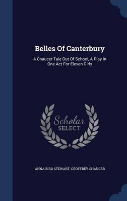 Belles of Canterbury by Anna Bird Stewart image