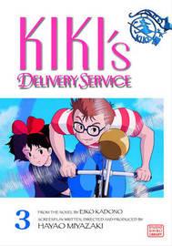 Kiki's Delivery Service Film Comic, Vol. 3 by Hayao Miyazaki