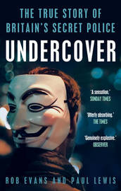 Undercover by Paul Lewis