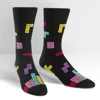 Mens - Joining Elements Crew Socks
