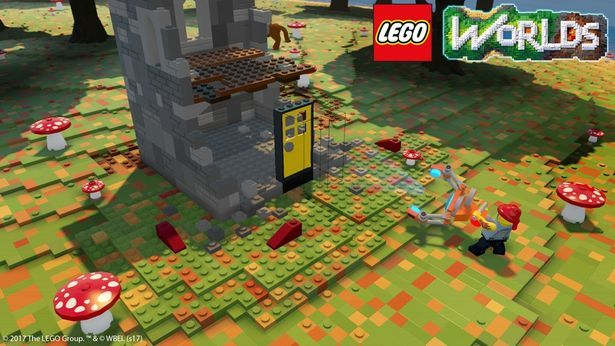 LEGO Worlds for PS4 image