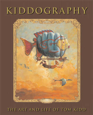 Kiddography by Tom Kidd image