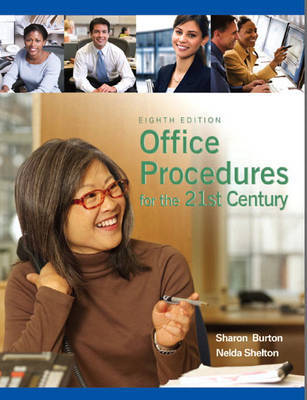 Office Procedures for the 21st Century by Sharon Burton image