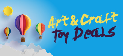 Art & Craft Toy Deals!