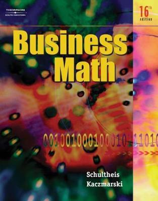 Business Math by Raymond Kaczmarski image