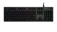 Logitech G512 Carbon RGB Mechanical Gaming Keyboard - Tactile for PC image