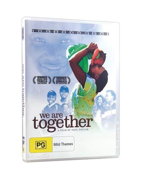 We Are Together on DVD