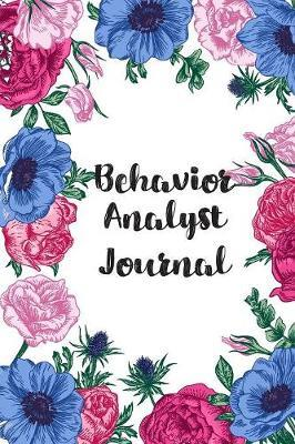 Behavior Analyst Journal by Areo Creations image