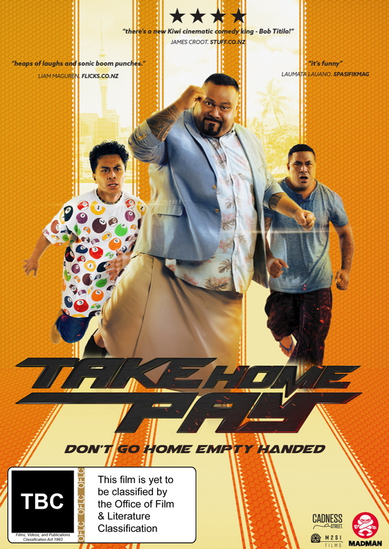 Take Home Pay on DVD