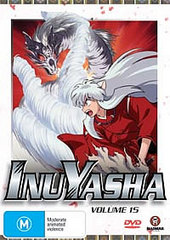 InuYasha - Vol 15 on DVD