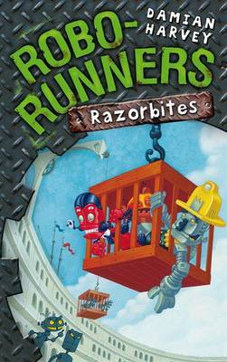 Razorbites by Damian Harvey image
