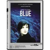 Three Colours Blue on DVD