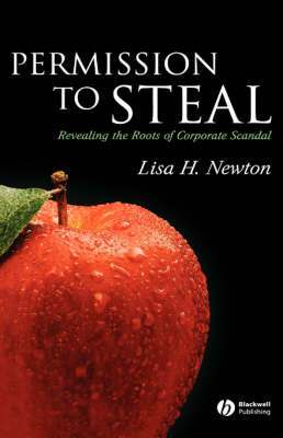 Permission to Steal by Lisa H Newton image