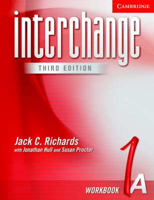 Interchange Workbook 1A: Workbook 1A by Jack C Richards