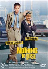 Nothing To Lose on DVD