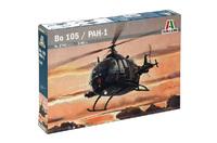 Italeri BO 105 / PAH.1 Attack Helicopter 1:48 Model Kit