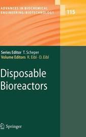 Disposable Bioreactors image