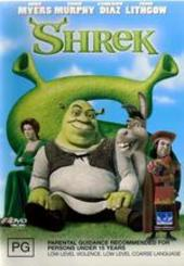 Shrek (Bonus Hammy's Hyperactivity DVD) on DVD