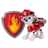 Paw Patrol: Actionpack Pup Badge - Marshall