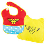DC Comics SuperBib with Cape - Wonder Woman