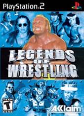 Legends of Wrestling for PlayStation 2