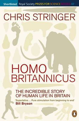 Homo Britannicus by Chris Stringer image