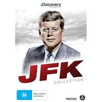 JFK Collection on DVD