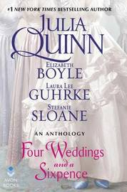 Four Weddings and a Sixpence by Julia Quinn