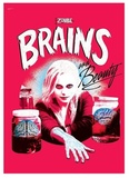 iZombie: Brains and Beauty - MightyPrint Wall Art