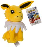 "Pokemon: Jolteon - 8"" Basic Plush"