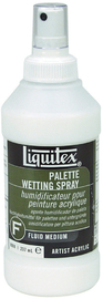 Liquitex: Fluid Palette Wetting Spray (237ml)