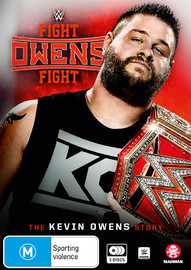 WWE: Fight Owens Fight on DVD image
