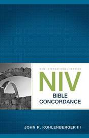 NIV Bible Concordance by Zondervan