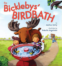 The Bicklebys' Birdbath by Andrea Perry image