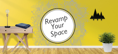 Revamp Your Space - Up to 30% OFF Decor!