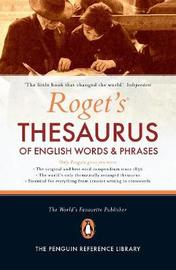 Roget's Thesaurus of English Words and Phrases by George Davidson