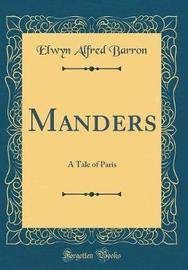 Manders by Elwyn Alfred Barron image