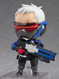 Nendoroid Soldier: 76: Classic Skin Edition - Articulated Figure