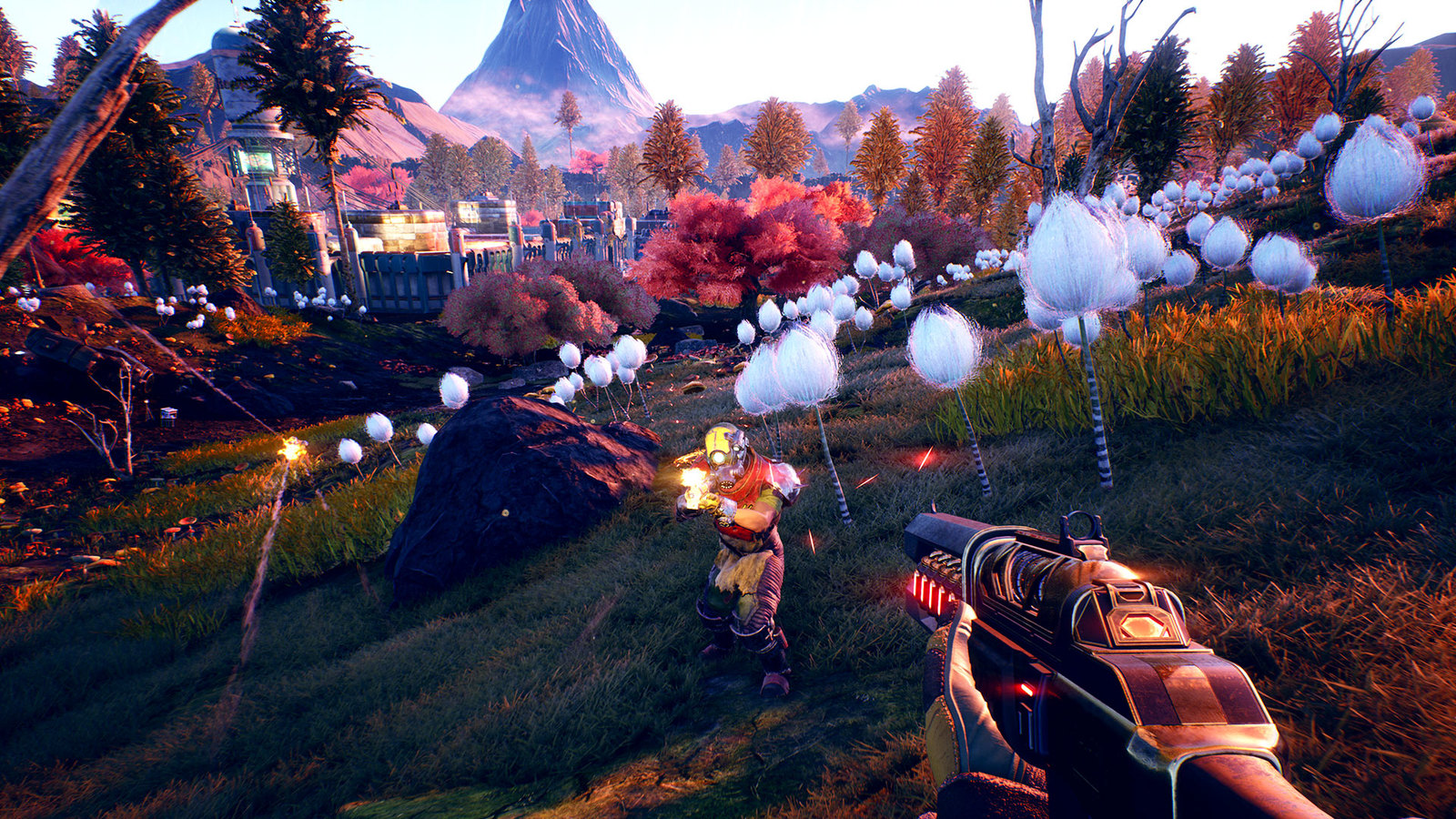 The Outer Worlds for PS4 image