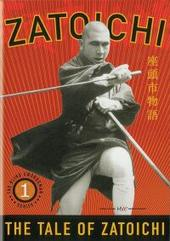 Zatoichi - The Tale Of Zatoichi on DVD